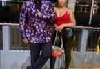 Olakunle Churchill, Tonto Dikeh's ex-husband Introduces Actress Rosy Meurer as His Wife
