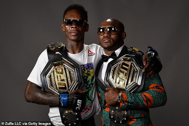 UFC: Reason Why Kamaru Usman Won't Fight Fellow Nigerian Israel Adesanya