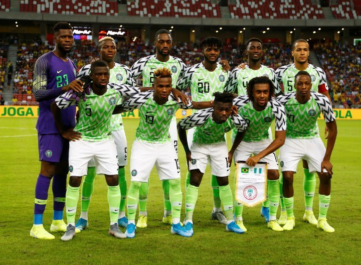 Nigeria's Super Eagles To Play A Competitive Fixture in Lagos Stadium For The First Time in 20 years