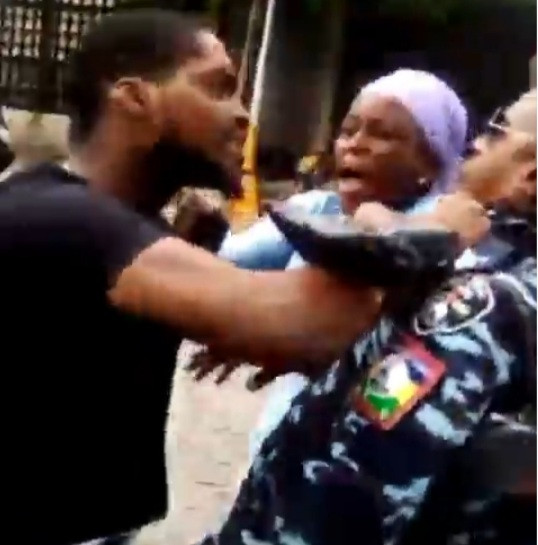 Watch Moment Traffic Offender Assault Police Officer Honoured by Governor Sanwo-Olu for His Professionalism