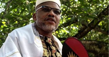 """IPOB Leader Nnamdi Kanu Denies Plans To Attack Lagos """"It is a lie"""""""