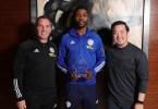 Leicester City's Goal of the Season Awarded To Kelechi Iheanacho