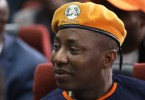Activist Omoyele Sowore Allegedly Shot By a Police Officer In Abuja