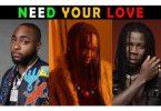 Ayanfe – Need Your Love ft Davido & Stonebwoy