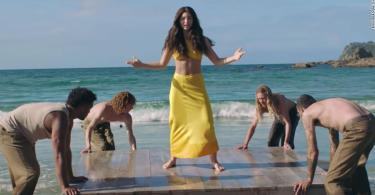VIDEO: Lorde – Solar Power