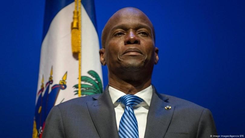 Jovenel Moïse President of Haiti, Assassinated in His Home
