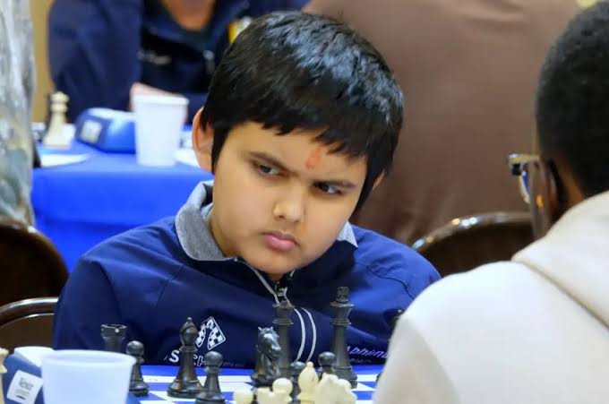 Abhimanyu Mishra a 12-year-old Boy Becomes Youngest Grandmaster in Chess History