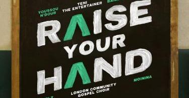 Reekado Banks ft Teni – Raise Your Hands