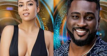 BBNaijaSeason6: Maria and Pere Have Been Revealed As The Wildcards