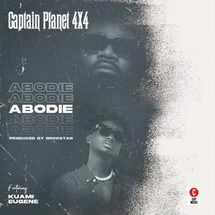 Download MP3: Captain Planet 4×4 – Abodie ft. Kuami Eugene