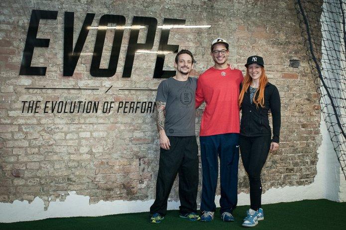 @Evope Jennifer C. Althoff, Matthias Hirsch und Benjamin Kleiner