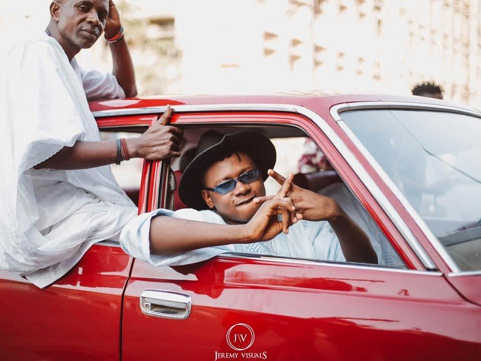 Kolaboy PentHauze new signee Via Afrokonnect