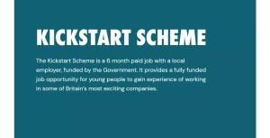 UK Government Kickstart Scheme Application