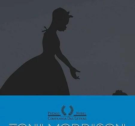 Capa de O Olho Mais Azul, de Toni Morrison