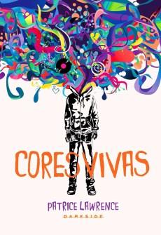 Foto da capa do livro Cores Vivas