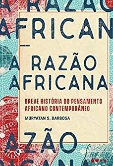 Foto da capa de A razão africana