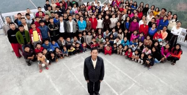 "Indian man who has 39 wives, 94 children and 33 grandchildren still looking for new wives — ""I am ready to expand my family"""