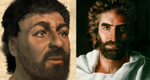 Jesus was not white: he was a brown-skinned, Middle Eastern Jew. Here's proof!