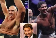 Photo of Anthony Joshua and Tyson Fury have agreed to a two-fight deal