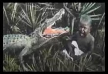 Photo of How Black Babies Were Used As Alligator Bait By Hunters In America [Bitter History]