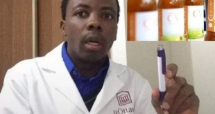 Meet Dr Jerome Munyangi The Doctor Behind Madagascar Coronavirus Cure