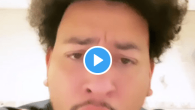 Photo of Video of coronavirus positive AKA heavily coughing disgusts social media