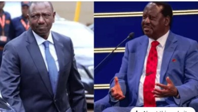 Photo of New poll shows Raila closing in on DP Ruto as new favourites emerge-vote online now