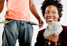 """We all know how women of these days have been blamed for being too """"money conscious"""". so how do you get money from your man void these doubts?"""