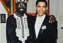 Obama's brother Malik Obama is urging U.S. to vote for Trump