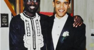 Obama's brother Malik Obama is urging U.S. to vote for Trump
