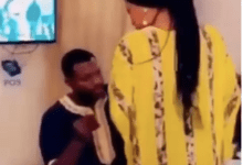 Lady turns down her boyfriend's marriage proposal