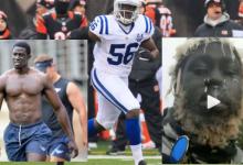 Miserable state of former NFL star, Kenya's Daniel Adongo