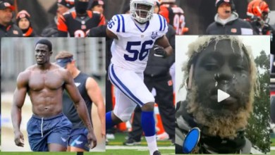 Miserable state of former NFL star, Kenya's Daniel Adongo