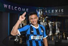 Alexis Sanchez joins Inter Milan