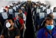 Researchers show how coronavirus spreads on planes