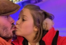 Photo of Question: Is it wrong for dad to kiss daughter on the lips? (she is a grown adult, aged 28)