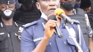 Photo of 'Reduce your sex rounds'- top Ghanaian police officer advises his colleagues ahead of the 2020 general elections (video)
