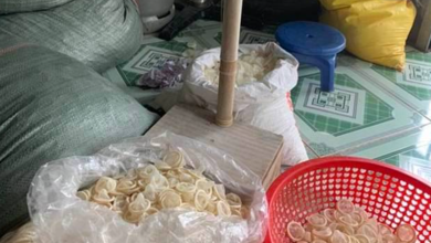 Photo of Police seize 324000 used condoms as they bust factory repackaging them and selling back to the public (photos)
