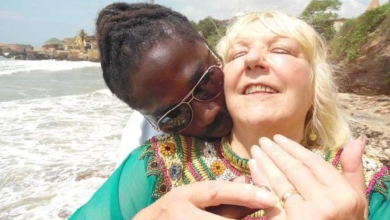 Photo of Grandmother 68 conned  £18,000 by Ghanaian lover