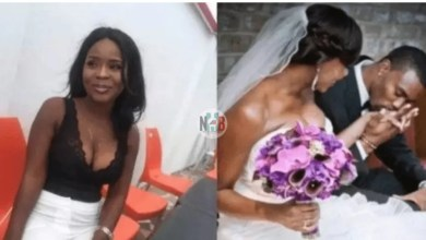 "Photo of ""My best friend got married to my boyfriend after I asked her to test my boyfriend"" – Lady cries out"