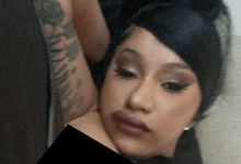 Photo of Cardi B accidentally leaks her nude photo amid whirlwind birthday festivities (18+)