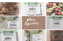 Épices & Légumes