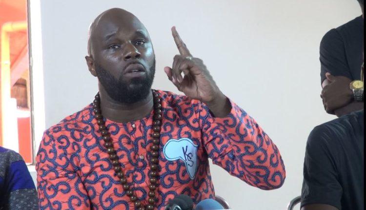 Kemi Seba invité au Sommet Afrique-Russie