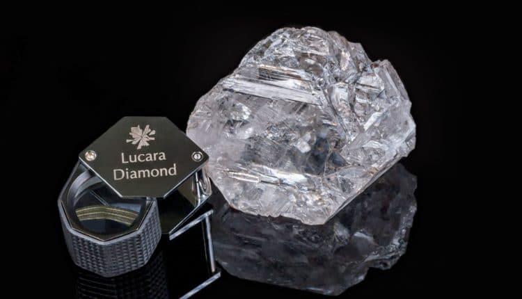 le plus gros diamant non taillée