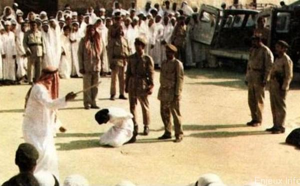 décapitationpur terrorisme en arabie saoudite