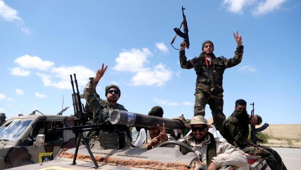 Libye l'ONU ei