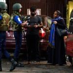 Attentats au Sri Lanka niqab