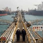 sanction pétrole iran