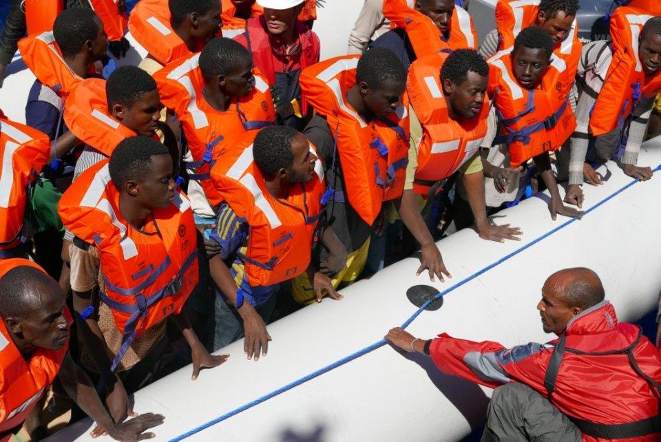 disparition d'un cannot migrants