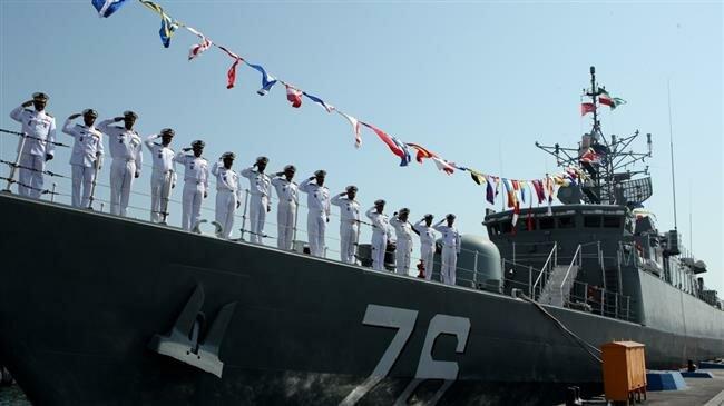 marine iranienne destoyer dena